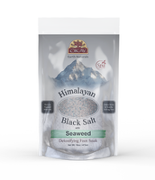 Himalayan Black Salt with Seaweed 16oz / 473ml