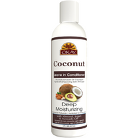 Coconut Deep Moisturizing Leave In Conditioner 8oz
