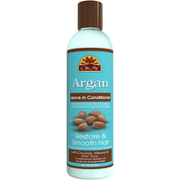 Argan Leave in Conditioner Restore & Smooth Hair 8 oz