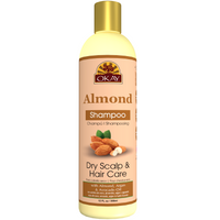 Almond Shampoo 12oz / 355ml