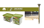 Timco Decking Screws