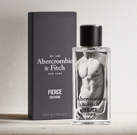 Abercrombie & Fitch Fierce Eau De Men's Cologne Spray - 3.4 fl oz Spray