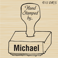 Hand Stamp Hand Stamped by Stamp