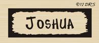 Scratch Frame Custom Name Stamp - 64008