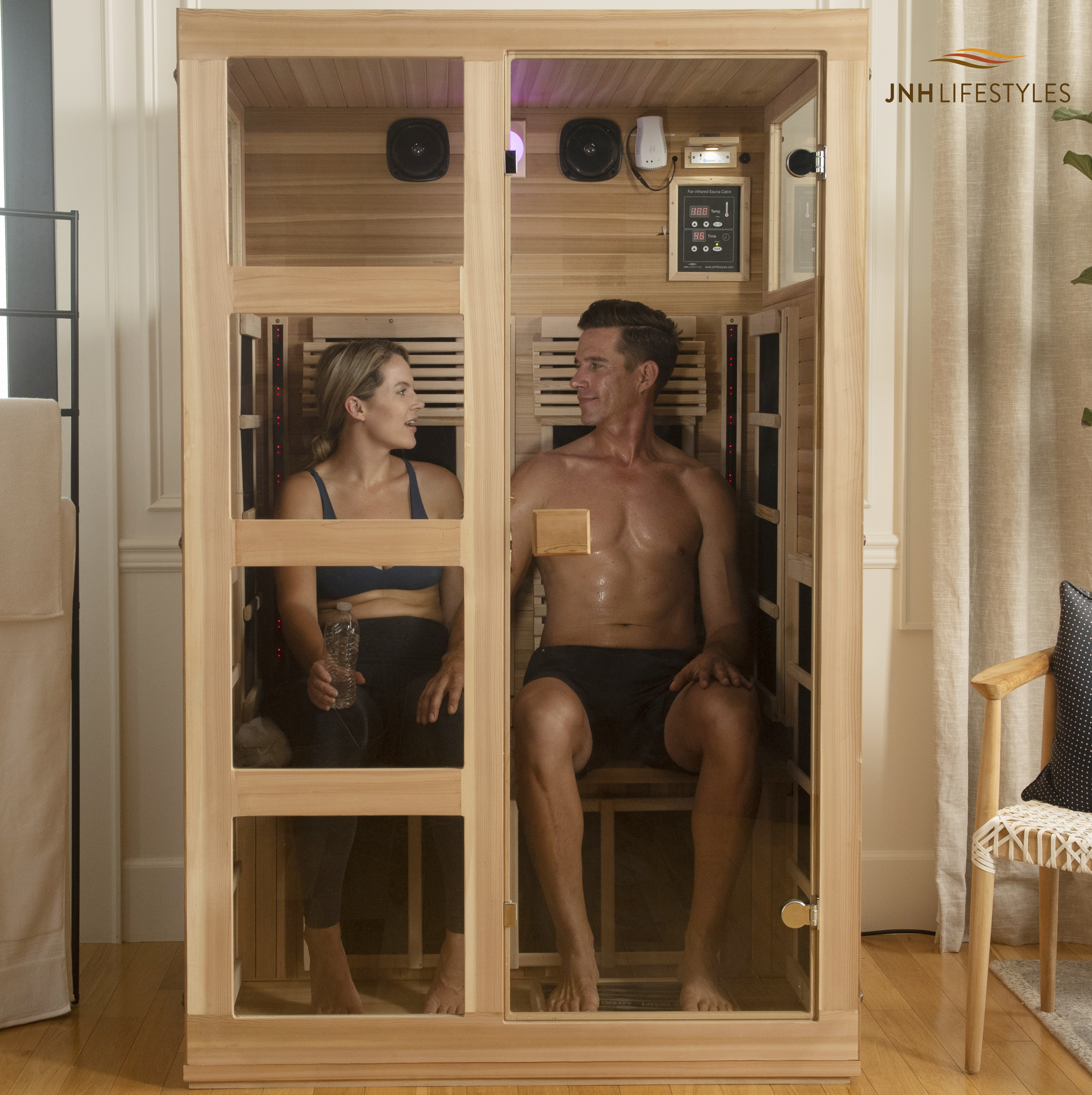 Let A Home Infrared Sauna Help Your Chronic Pain - JNH Lifestyles