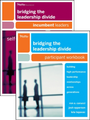 Bridging the Leadership Divide Participant Workbook and Incumbent Leader Assessment Set