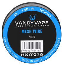 Vandy Vape Mesh Wire-NI80