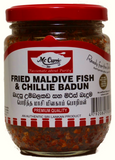 Mc Currie Fried Maldive Fish & Chillie Badun 120g