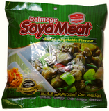 Delmege Mix Vegetable Flavour Soya Meat 90g