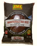 Amk Madathawalu Red Rice 1kg