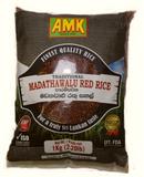 Amk Madathawalu Red Rice 1kg