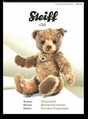 Steiff Club Magazine 2013 Issue 1