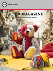 Steiff Club Magazine 2018 Issue 1