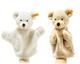 Hand puppet Fynn EAN 242007 and Lotte EAN 242014