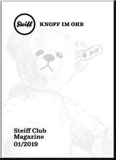 2019 Steiff Club Magazine Issue #1