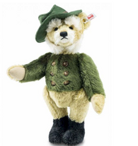 Hunter Teddy Bear EAN 674174 (German Exclusive)