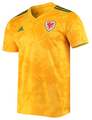 Wales 2020-21 Away Football Shirt/Jersey With Free Name & Number