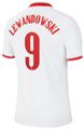 POLAND LEWANDOWSKI 9 SHIRT