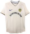 Adult Leeds Utd 2000-01 Retro Home Football Shirt Soccer Jersey