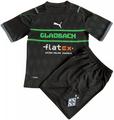 Kids Borussia Mönchengladbach 2021-22 Third Football Kit Soccer Kit With Free Name & Number
