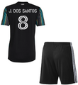 Kids LA Galaxy 2021-22 Community Football/Soccer Kit With Free Name&Number