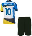 Kids Inter Milan 2021-22 Fourth Football/Soccer Kit With Free Name & Number