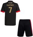 Kids Atlanta Utd 2021-22 Primary Football Soccer Kit With Free Name & Number