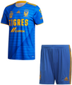Kids Tigres U.A.N.L. 2021-22 Away Football Kit With Free Name&Number