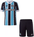 Kids Grêmio 2021-22 Home Football Kit Soccer Kit With Free Name&Number