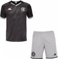 Kids Vasco da Gama 2021-22 Third Football Kit Soccer Uniform With Free Name & Number