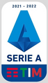Adult Italy Serie A TIM 2021-22 Arm Patch