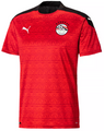 Egypt 2020-21 Home Football Shirt/Jersey With Free Name & Number