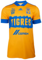 Adult 2021-22 Tigres U.N.A.L. Home Football Soccer Shirt With Free name & Number