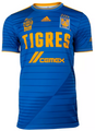 Adult 2021-22 Tigres U.N.A.L. Away Football Soccer Shirt With Free name & Number