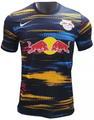 Adult RB Leipzig 2021-22 Away Football Shirt Soccer Jersey With Free Name&Number