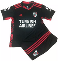 Kids River Plate 2021-22 Goal Keeper Kit With Free Name & Number