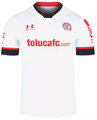 Adult Toluca 2021-22 Away Football Shirt Soccer Jersey With Free Name&Number