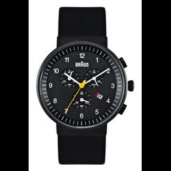 Braun - Men's BN-35BK Analog Chronograph