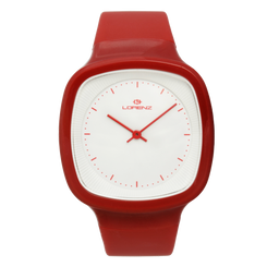 Lorenz - Matteo Ragni - Vigorelli Unisex Watch - Red