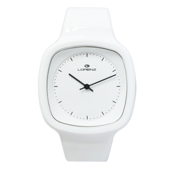 Lorenz - Matteo Ragni - Vigorelli Unisex Watch - White