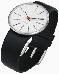 Rosendahl - Arne Jacobsen - Banker's 34mm Wrist Watch RD-43430