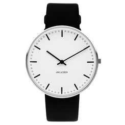 Rosendahl - Arne Jacobsen - New City Hall 40mm Wrist Watch RD-53202