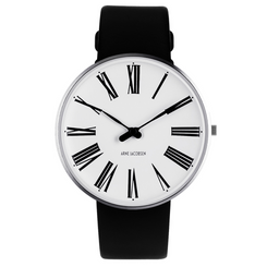 Rosendahl - Arne Jacobsen - New Roman 40mm Wrist Watch RD-53302