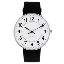 Rosendahl - Arne Jacobsen - New Station 40mm Wrist Watch RD-53402
