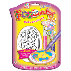 Eggs Cookie Coloring Kit