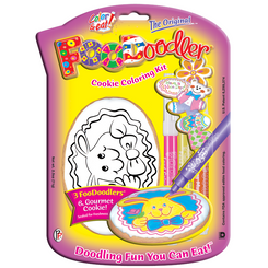 Bunny Cookie Coloring Kit