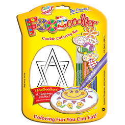 Star of David Coloring Kit