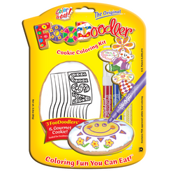 Flag Cookie Coloring Kit