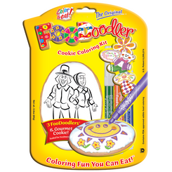 Pilgrims Cookie Coloring Kit