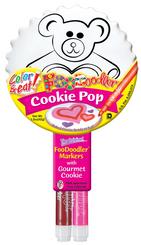 I Love You Bear Cookie Pop